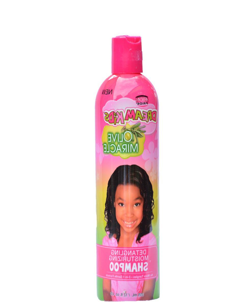African Pride Detangling Shampoo