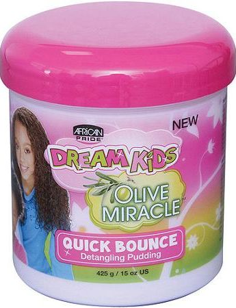 African Pride Dream Kids Quick Bounce Detangling Pudding