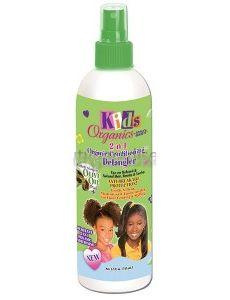 Africa's Best Kids Organics 2 n 1 Organic Conditioning Detangler