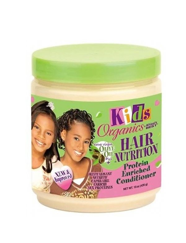 Africa's Best Kids Organics Hair Nutrition Protein Enriched Conditioner
