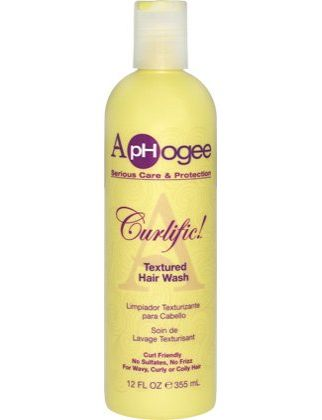 ApHogee Curlific Textured Hair Wash