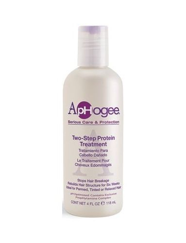 ApHogee Two Step Protein Treatment (Per uso professionale)