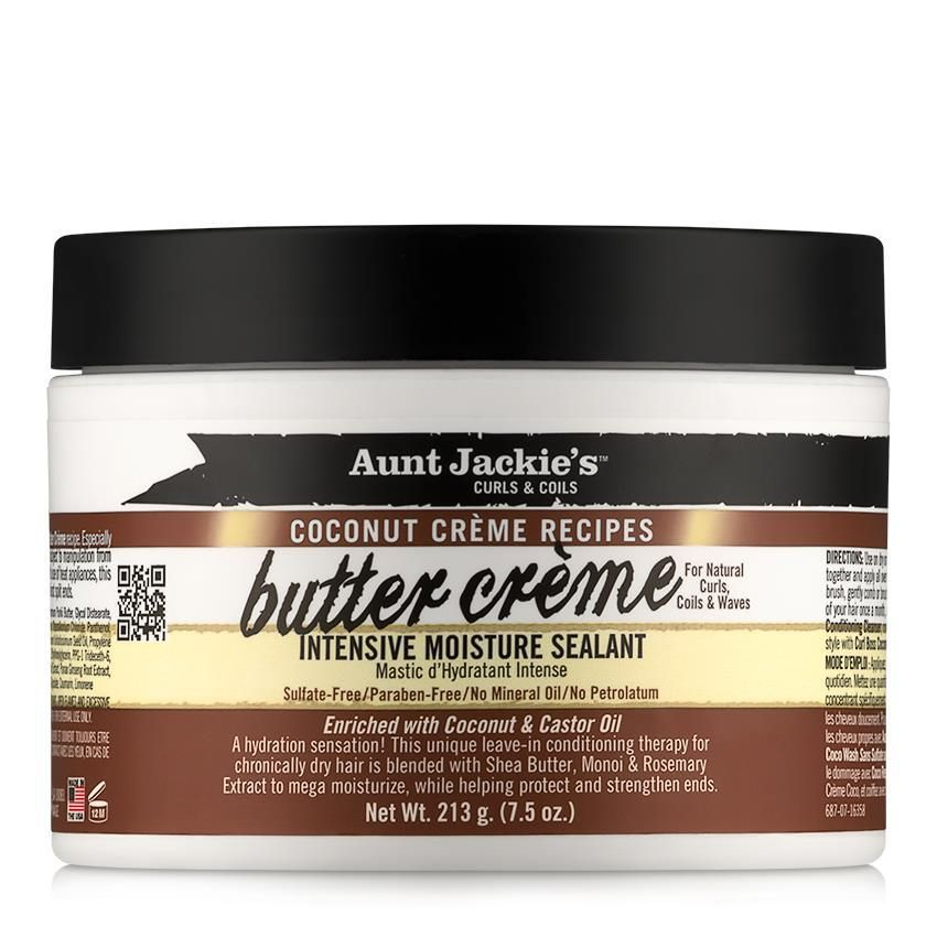 Aunt Jackie's Butter Creme