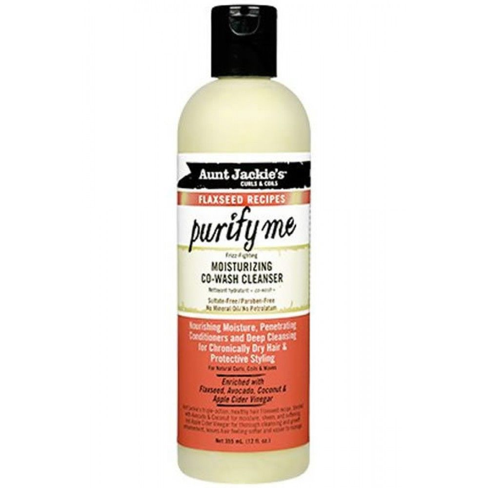 Aunt Jackie's Curls & Coils Purify Me Moisturizing Co-Wash Cleanser