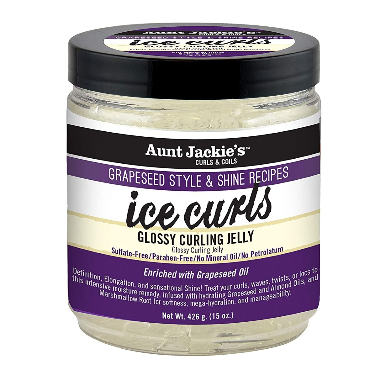 Aunt Jackie's ICE CURLS Glossy Curling Jelly