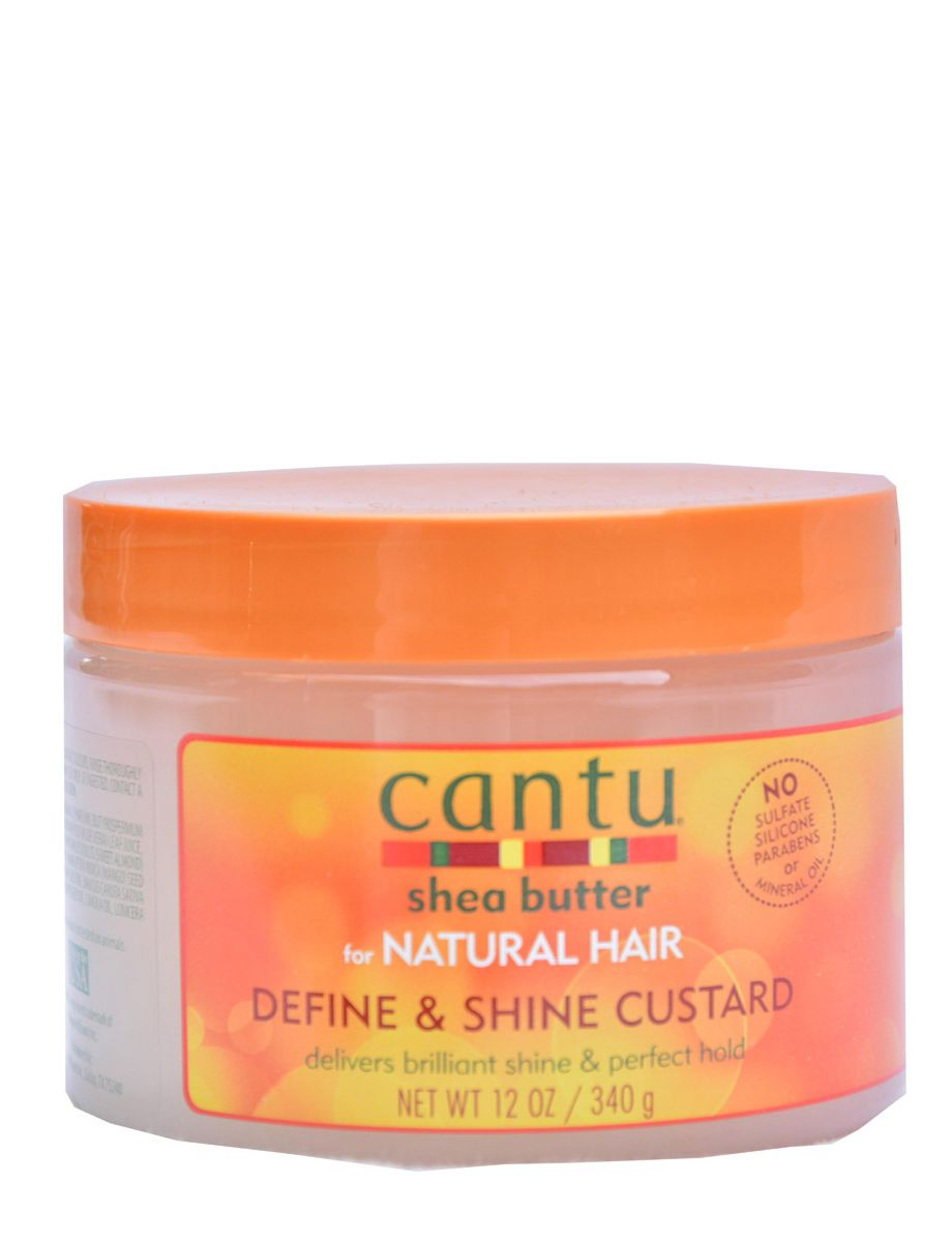 Cantu shea butter Define and Shine Custard