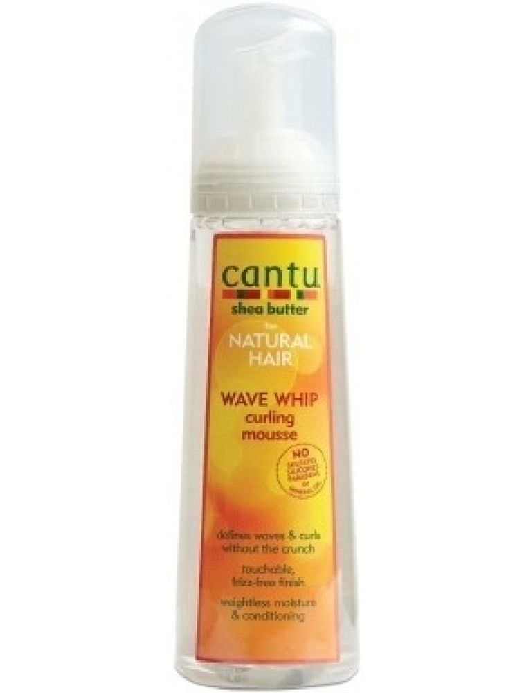 Cantu Shea Butter Wave Whip Curling Mousse Products