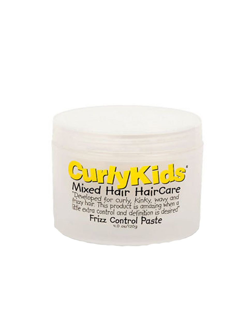 Curly Kids Mixed Hair HairCare Curly Deep Conditioner
