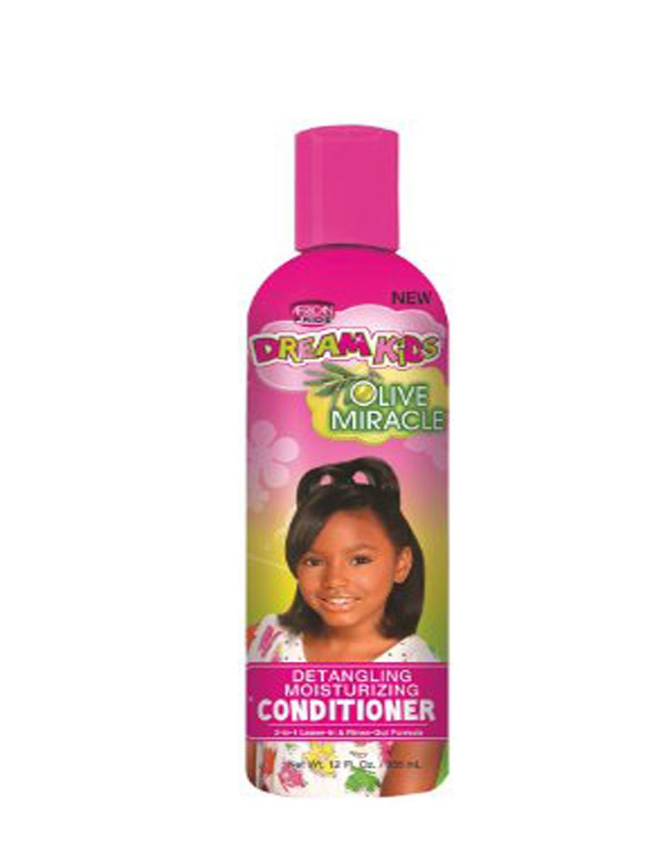 African Pride DREAM KIDS OLIVE MIRACLE DETANGLING MOISTURIZING ...
