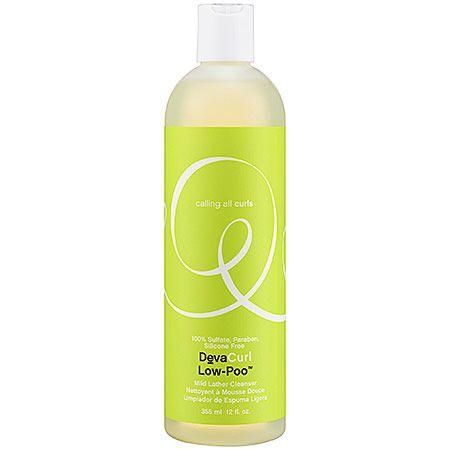 Deva Curl LOW-POO detergente delicato