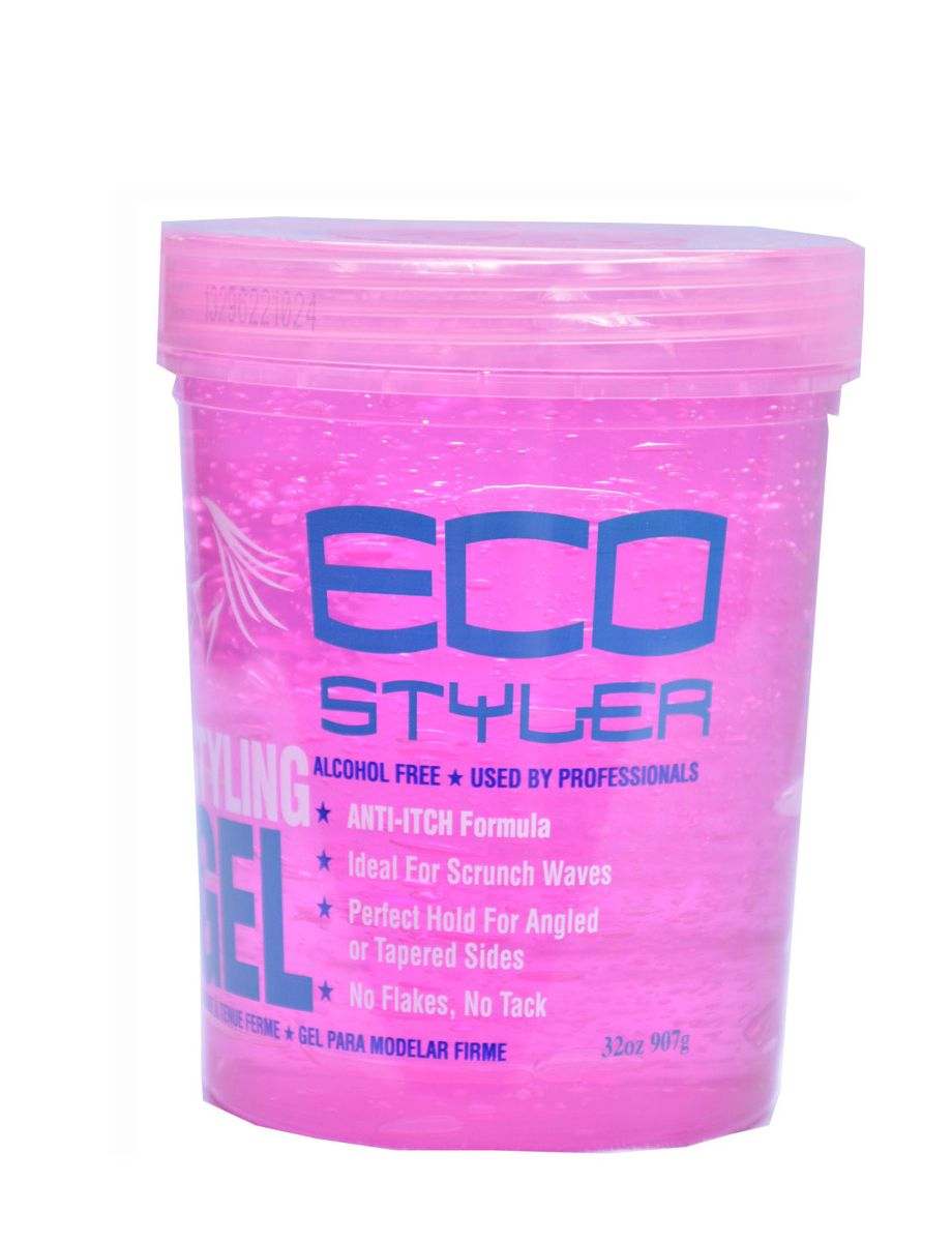 Ecoco Eco Styler Styling Firm Hold Pink Gel