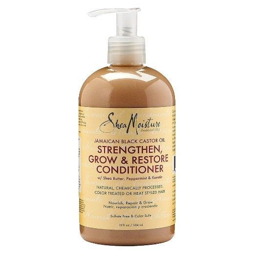 Shea Moisture JAMAICAN BLACK CASTOR OIL RINSE OUT CONDITIONER