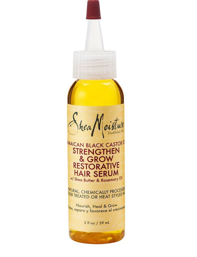 Shea Moisture JAMAICAN BLACK CASTOR OIL STRENGTHEN, GROW & RESTORE HAIR SERUM