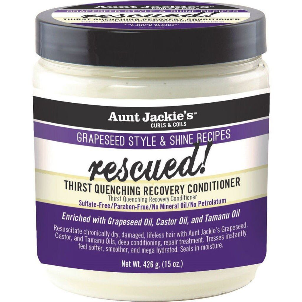 RESCUED! Thirst Quenching RECOVERY CONDITIONER