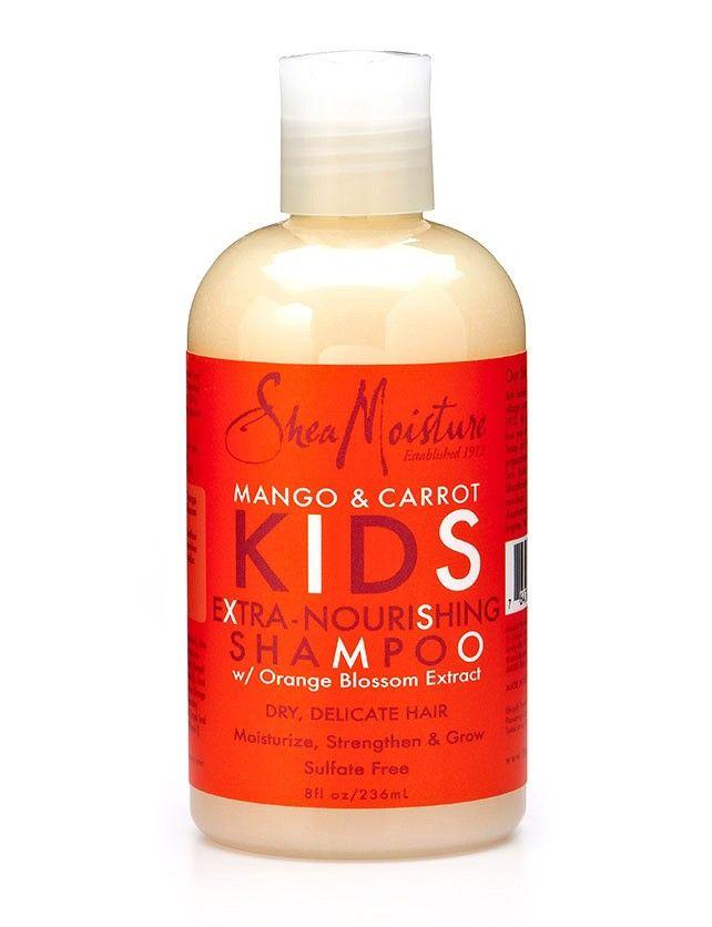 SHEA MOISTURE MANGO & CARROT EXTRA-NOURISHING SHAMPOO