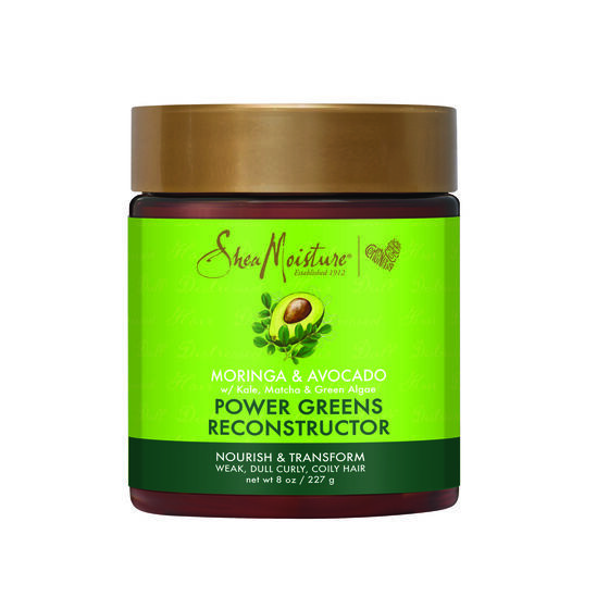 Shea Moisture Moringa & Avocado Power Greens Reconstructor