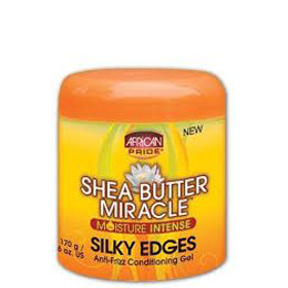African Pride Shea Butter Miracle Silky Edges