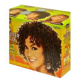 African Pride Shea Butter Texture Softening System