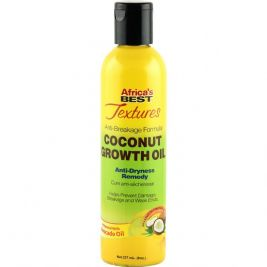 Africa's Best Textures Anti-Breakage Formula Coconut Growth Oil