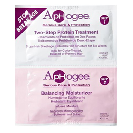 ApHogee 2-Step Protein Treatment and Balanced Moisturizer