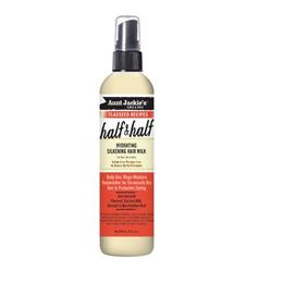 Aunt Jackie's Curls & Coils Half & Half Hydrating Silkening Hair Milk