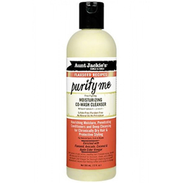 Aunt Jackie's Curls & Coils Purify Me Moisturizing Co-Wash Cleanser