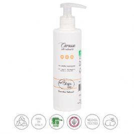 Bisou bio shampoo alla calendula - rinforzante per capelli secchi