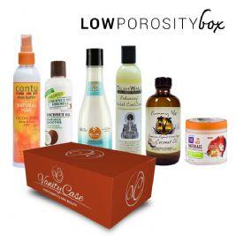 LOW POROSITY hair care box