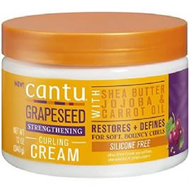 CANTU GRAPESEED STRENGTHENING CURLING CREAM
