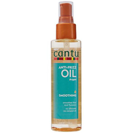 Cantu Shea Butter Anti-Frizz Smoothing Oil