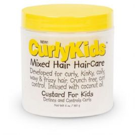Curly Kids Custard for Kids