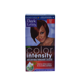 Dark & Lovely Colour Intensity - Spicy Red