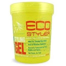 ECO STYLER COLORED HAIR GEL