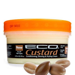 Eco Curl N Styling Custard