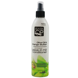 ElastaQP Olive Oil & Mango Butter Anti-Breakage Leave-In H2 Conditioner