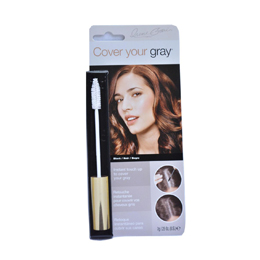 Irene Gari Cover Your Gray Brush in Colour Mascara - Jet Black