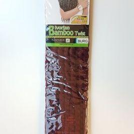 Ivorian Bamboo Twist - Colore BURG