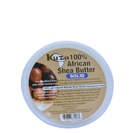 Kuza -100% African Shea Butter SOLID YELLOW