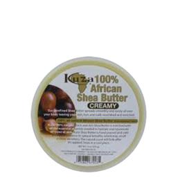 Kuza -100% African Shea Butter Yellow Creamy