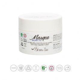Bisou bio Maschera BioFiller all'acido ialuronico cheratina vegetale proteine della seta