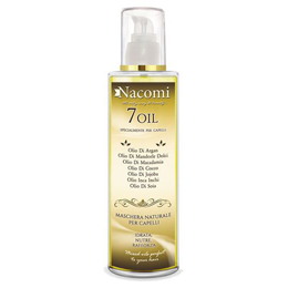 Nacomi 7 Oils Hair Masque