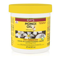 ORS Monoi Oil Anti-Breakage Leave-In Conditioning Creme