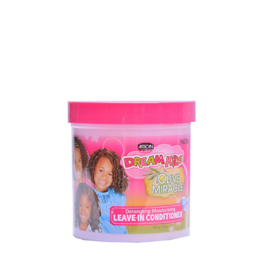 African Pride Dream Kids Olive Miracle Leave In Conditioner