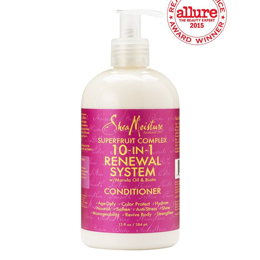 SHEA MOISTURE SUPERFRUIT COMPLEX 10-IN 1 RENEWAL SYSTEM CONDITIONER