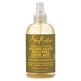 SHEA MOISTURE YUCCA & PLANTAIN ANTI-BREAKAGE FRIZZ-FREE SHINE MIST