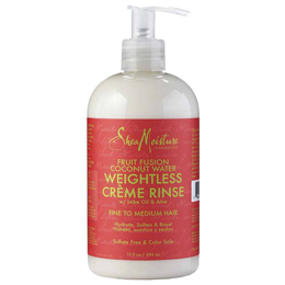 SheaMoisture Fruit Fusion Coconut Water Weightless Creme Rinse
