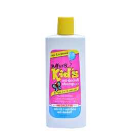 Sulfur8 Kids Medicated Anti Dandruff Shampoo