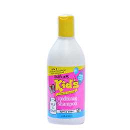 Sulfur8 Kids Milk and Honey Conditioning Shampoo