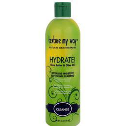 Texture My Way Hydrate! Intensive Moisture Softening Shampoo