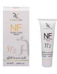 ALKEMILLA NF CREAM (NATURAL FINISH CREAM) - COLORE 02 - 20 ml